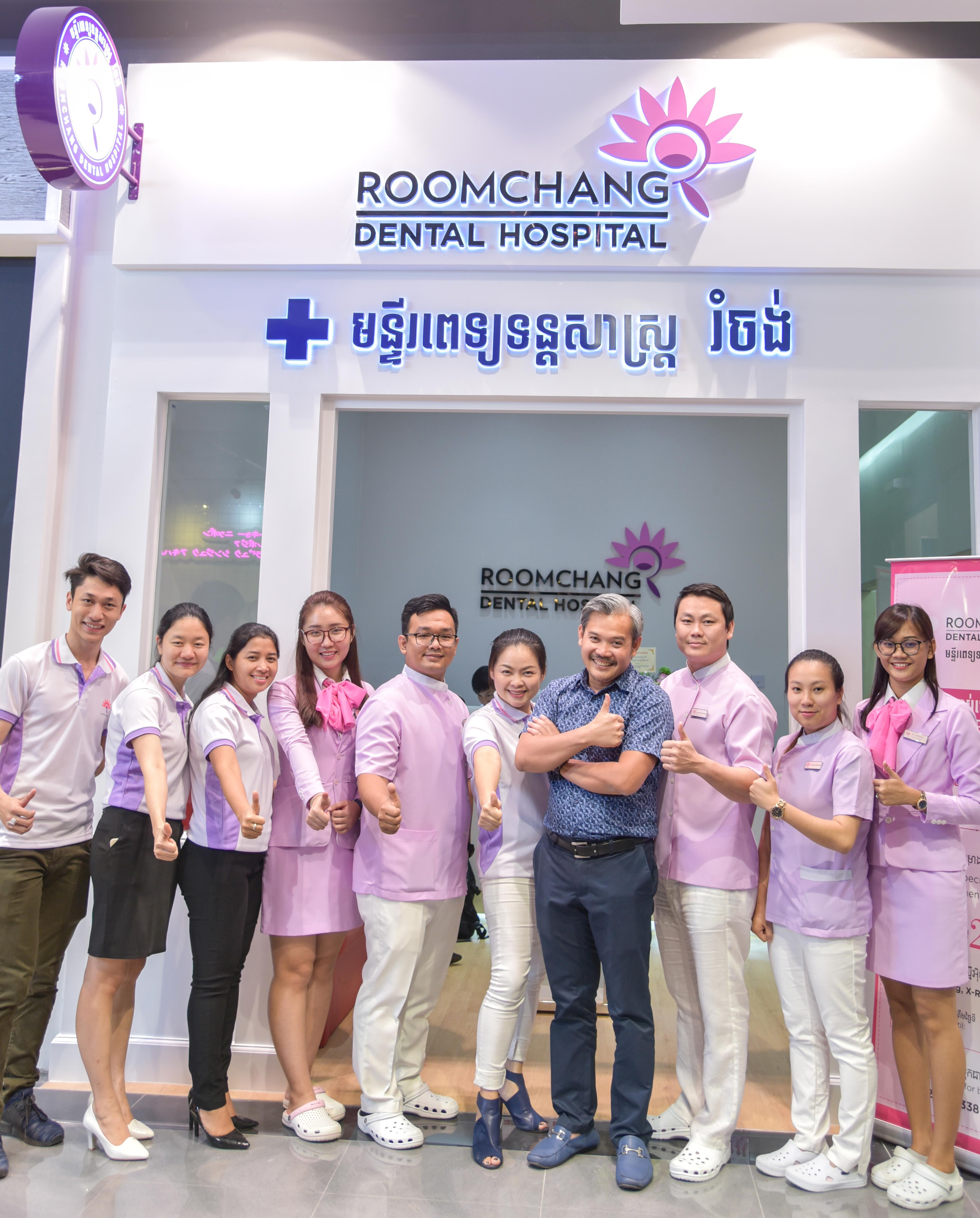 11. Roomchang staff @ aeon mall 2